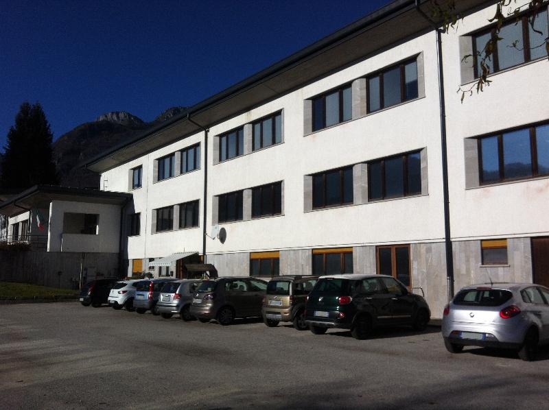 Progetto esecutivo di adeguamento della scuola secondaria di Ampezzo