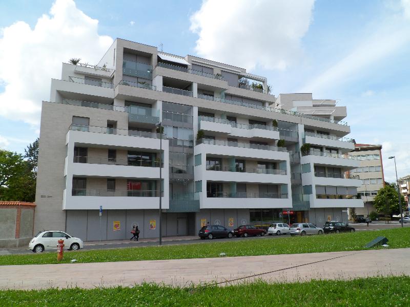 Condominio Residenza Teatro1 in via Caneva a Udine