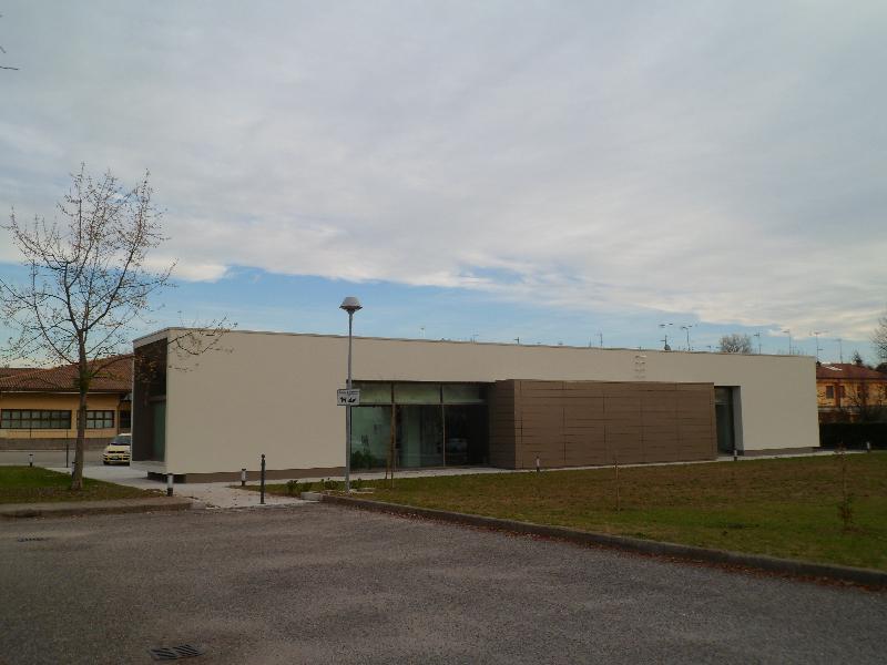 Edificio destinato a servizi socio-sanitari e assistenziali in Tricesimo