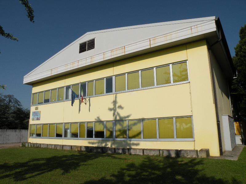 Lavori di miglioramento sismico della scuola primaria di Dignano