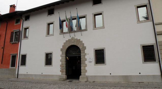Ristrutturazione della sede dell\'Ex Provveditorato a Udine