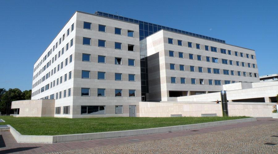 Nuova sede della Regione Friuli-Venezia Giulia a Udine