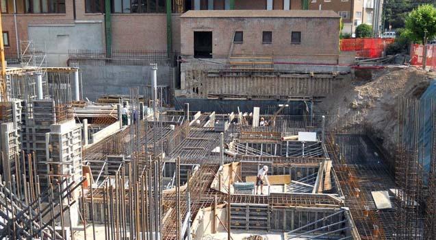 """Nuovo Padiglione """"S"""" presso l\'ospedale di San Daniele del Friuli"""