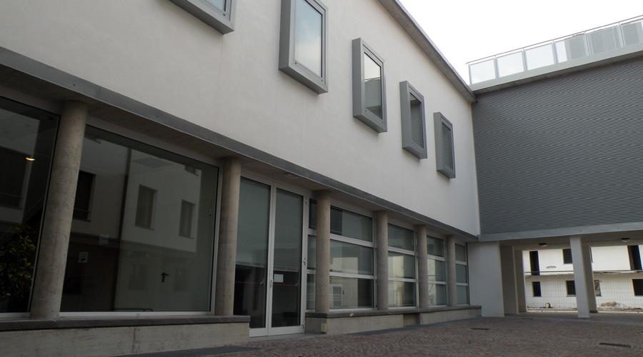 Nuovo polo didattico della facoltà di Economia a Udine