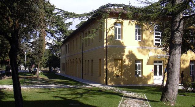 Ristrutturazione di edifici nell'ex Ospedale Psichiatrico di Udine