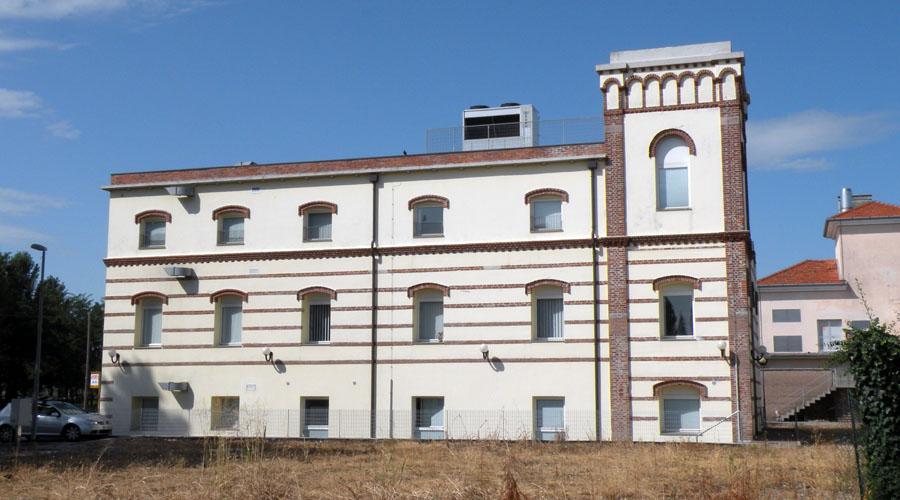 Ristrutturazione edificio ex-carderia a Udine