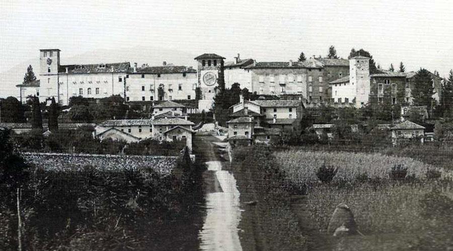 Recupero del compendio castellano di Colloredo di Monte Albano
