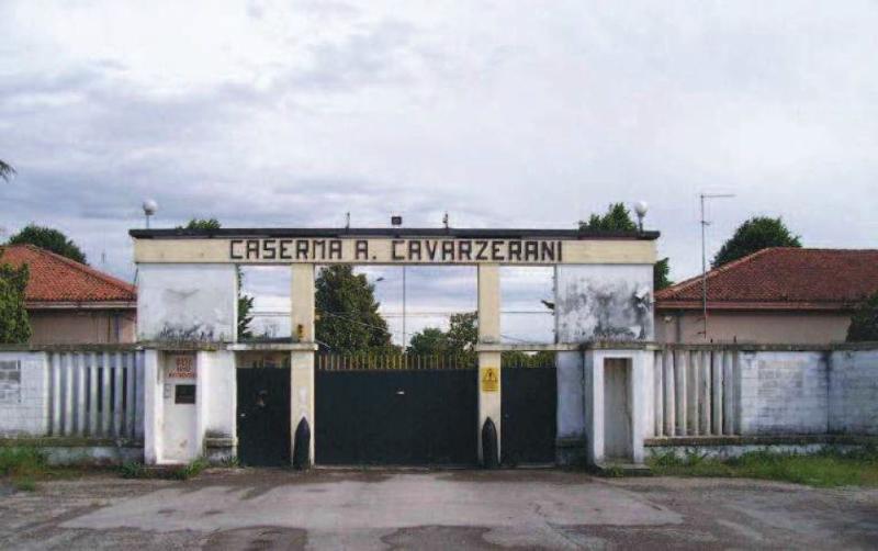 Recupero dell\'ex caserma Cavarzerani
