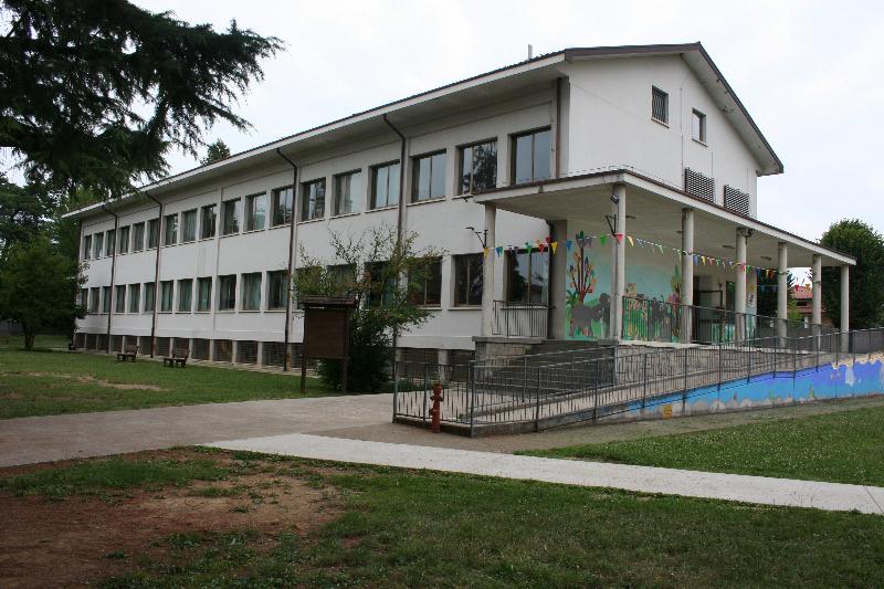 Scuola elementare e palestra a Pagnacco