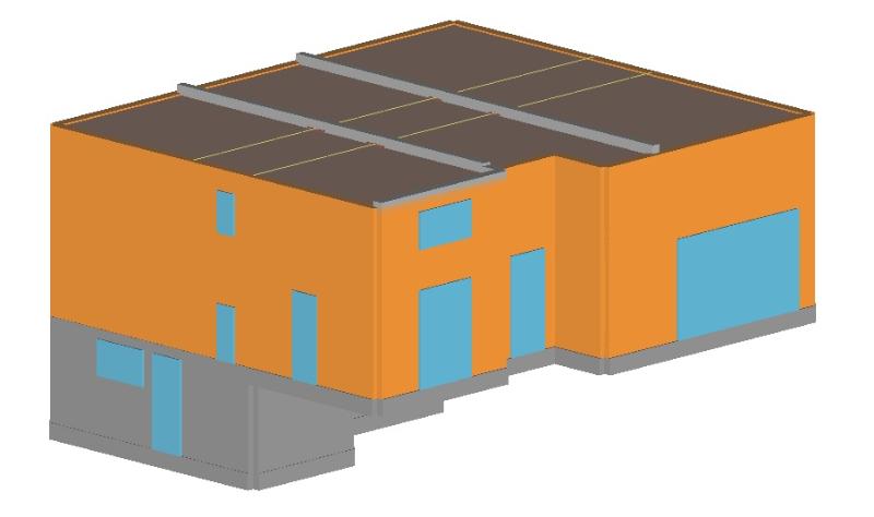 Verifica di vulnerabilità sismica di un edificio in muratura a Pordenone